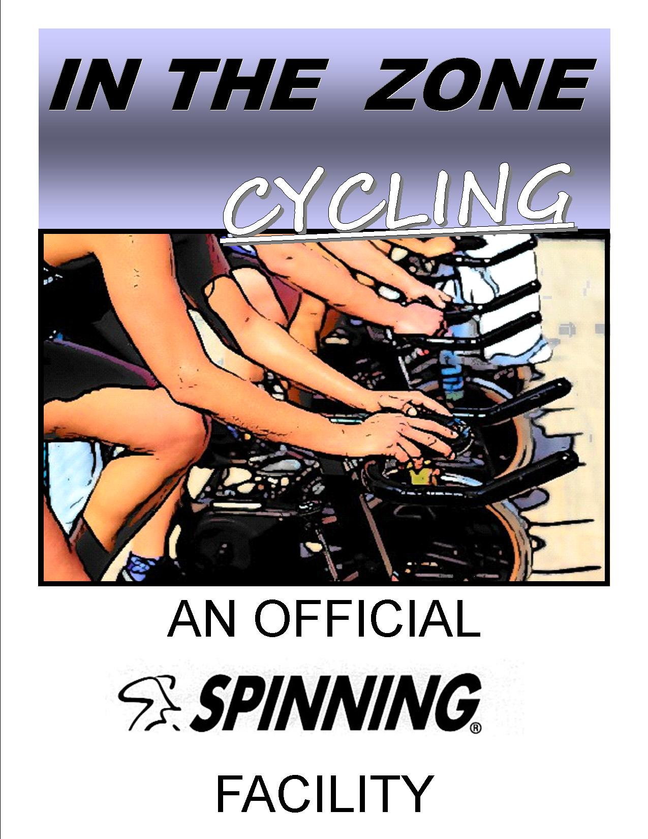 Fit Happens has Offical Spinning Classes